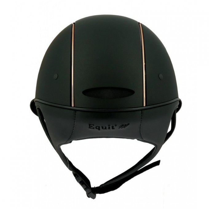 Casque Equit'M Pro Séries ELEGANCE rose gold