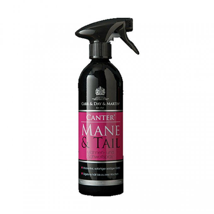 Soin crinière Carr Day & Martin CANTER MANE AND TAIL CONDITIONER 500ML